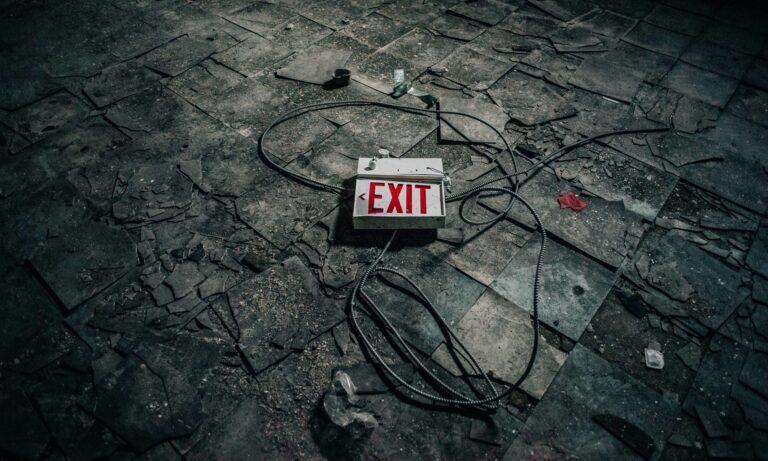 escape room salida
